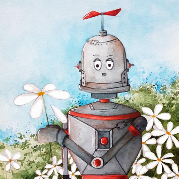 """""""ROBOT LOVE 1"""""""